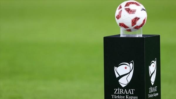 Ziraat Türkiye Kupası'nda 2. tur elemeleri devam ediyor
