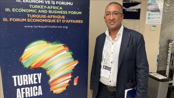 Afrikalı iş insanları İstanbul'da yeni ortaklarını arıyor