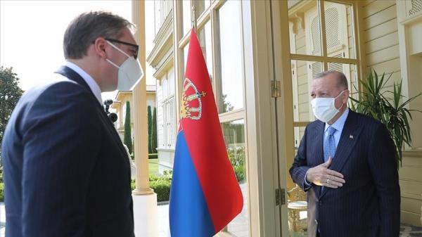 Sırbistan Cumhurbaşkanı Vucic: Türkiye ile dostane ilişkiler barış ve istikrarın korunmasına ek güvence sağlıyor