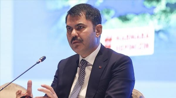 Çevre ve Şehircilik Bakanı Kurum: Marmara hepimizin diyerek 11 bin metreküp müsilajı bertaraf ettik