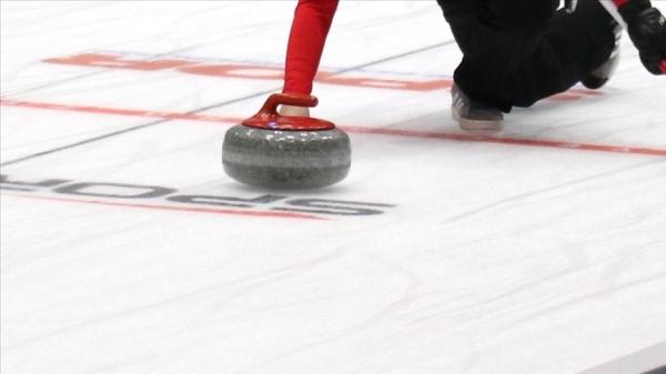 Türkiye Curling'nde Kazakistan'ı 10-4 yendi