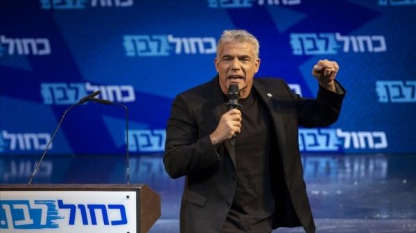 İsrail Cumhurbaşkanı, koalisyon hükümetini kurma görevini Netanyahu'nun rakibi Lapid'e vereceğini açıkladı