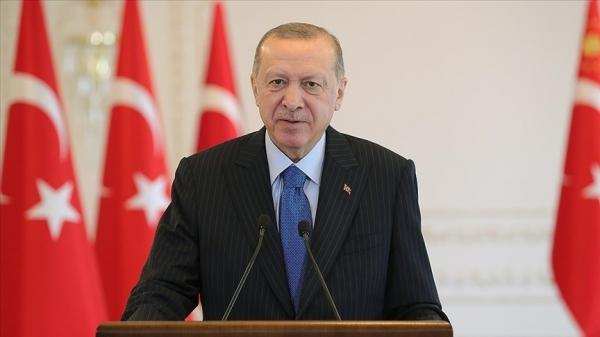 Cumhurbaşkanı Erdoğan: Yeterli ve güvenilir gıdaya erişim bir imtiyaz değil herkes için temel haktır