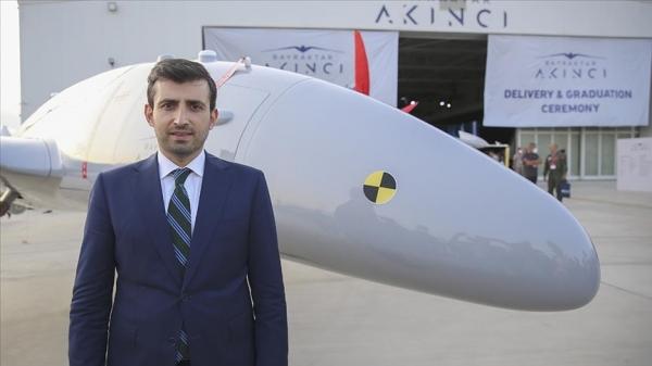 Baykar Teknoloji Lideri Selçuk Bayraktar: Artık insansız savaş uçağımızı da yapabiliriz