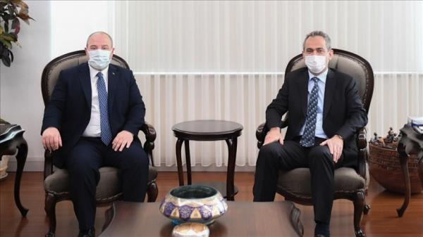 Milli Eğitim Bakanı Özer, Sanayi ve Teknoloji Bakanı Varank ile görüştü