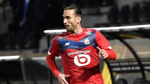 Gol perdesini Yusuf Yazıcı açtı, Lille ilk galibiyetini aldı
