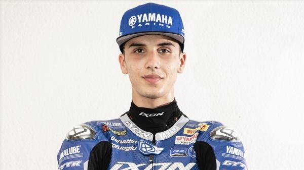 Milli motosikletçi Bahattin Sofuoğlu, İtalya'da birinci oldu