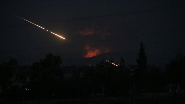 Suriye-Irak sınırında İran destekli teröristlere hava saldırısı yapıldı