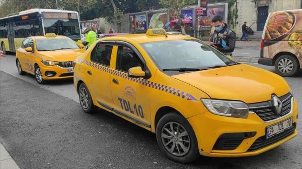 İstanbul'da taksicilere yönelik denetimler devam ediyor
