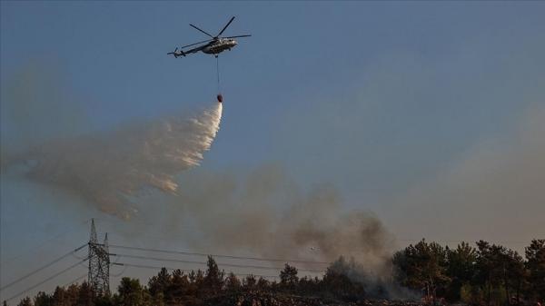 Bakan Pakdemirli: Son 9 günde 38 ilde 180 orman yangınını kontrol altına aldık