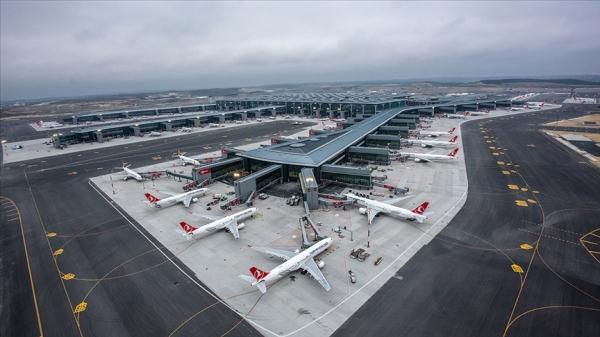 İstanbul Havalimanı 'Avrupa'nın En İyi Havalimanı' seçildi