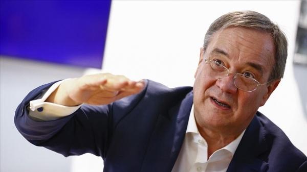 Almanya'da CDU/CSU'nun başbakan adayı Laschet'ten Türk kökenli vatandaşlara 'sandığa gidin' çağrısı