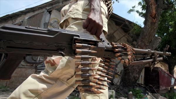 Gine'de askerler devlet televizyonundan darbe açıklaması yaptı