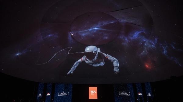 Türkiye Uzay Ajansının, Uluslararası Astronot Federasyonuna üyeliği tescillendi