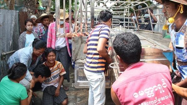 Myanmar'ın, insani kriz nedeniyle Kovid-19'un yeni merkez üssü olabileceği açıklandı
