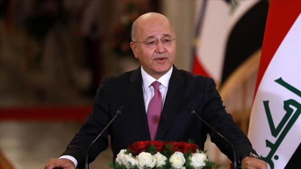 Irak Cumhurbaşkanı Salih 'ülkenin mevcut sistemle yönetilemeyeceğini' açıkladı