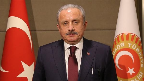 TBMM Başkanı Şentop: Danıştayın 150 yılı aşkın tecrübesi Türkiye'nin yargı ve hukuk tarihi açısından çok kıymetlidir