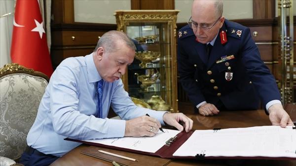 Yüksek Askeri Şura kararlarının dikkat çeken isimleri