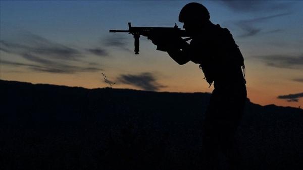 Barış Pınarı ve Fırat Kalkanı bölgesinde 2 PKK/YPG'li terörist etkisiz hale getirildi