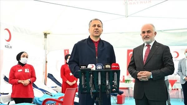 İstanbul'un 41 noktasında kan bağışı kampanyası düzenleniyor