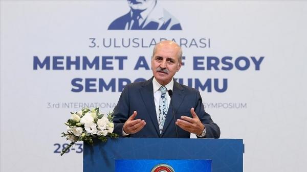 AK Parti'li Kurtulmuş: Kriz çıkarma potansiyeli taşıyan durum sağlam duruşumuzla bertaraf edildi