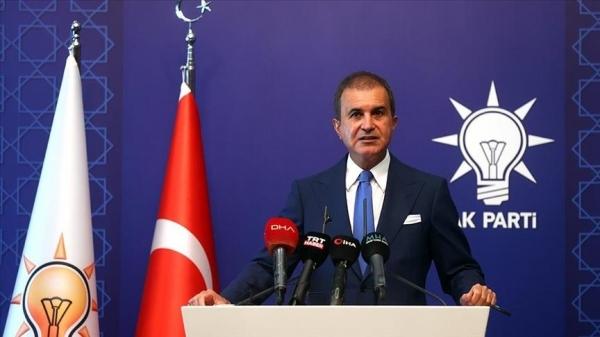 AK Parti Sözcüsü Çelik: Kılıçdaroğlu son açıklamalarıyla açıkça devlet memurlarını tehdit ediyor